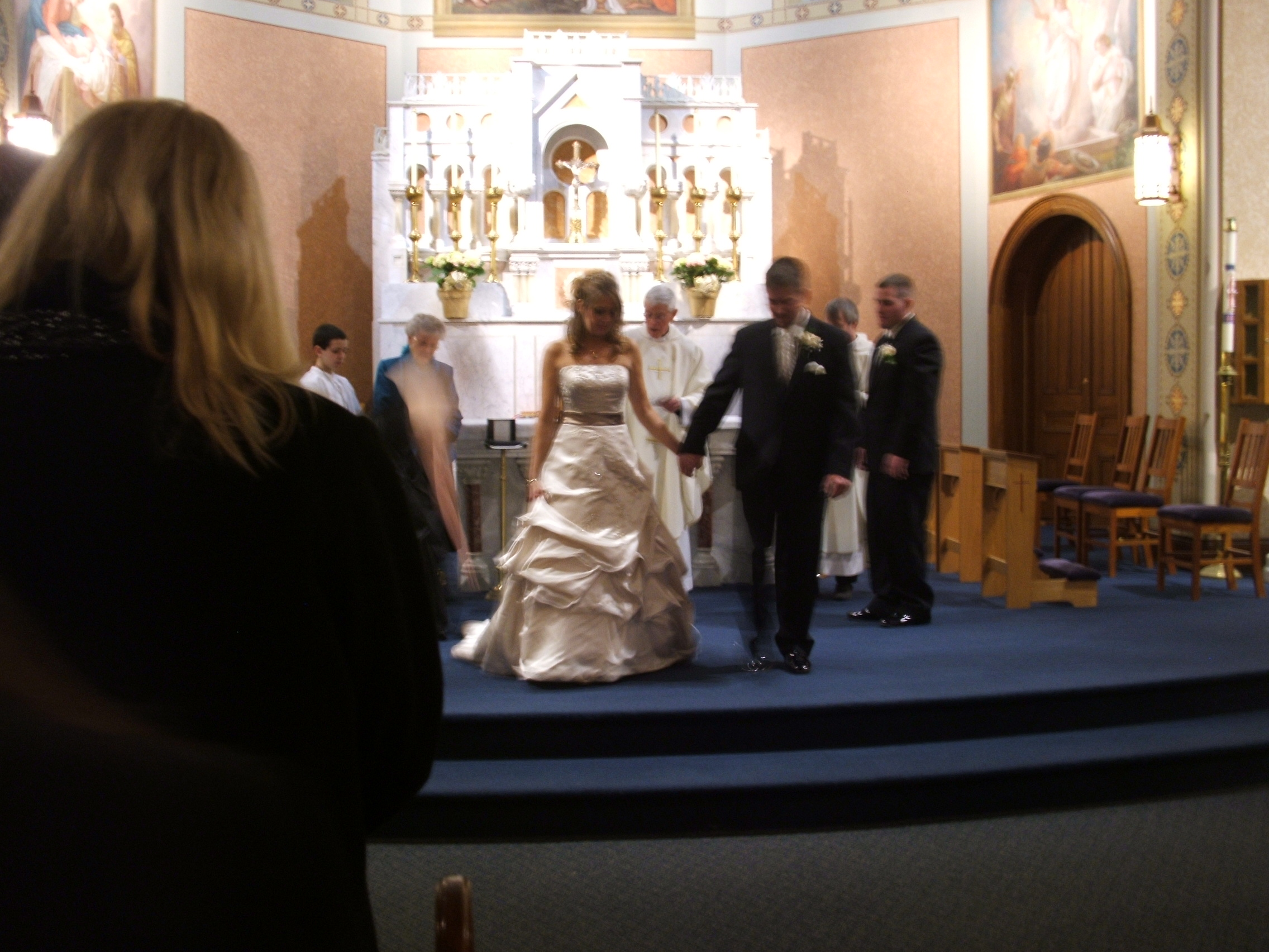 Holy Family Wedding