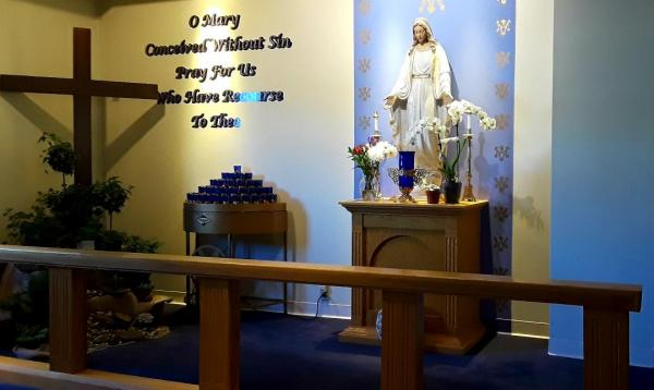Mary's Chapel Shrine